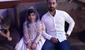 Иранскую 11-летнюю девочку выдали замуж за 22-летнего мужчину